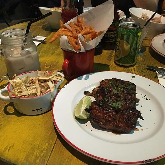Levi Roots Caribbean Smokehouse Review