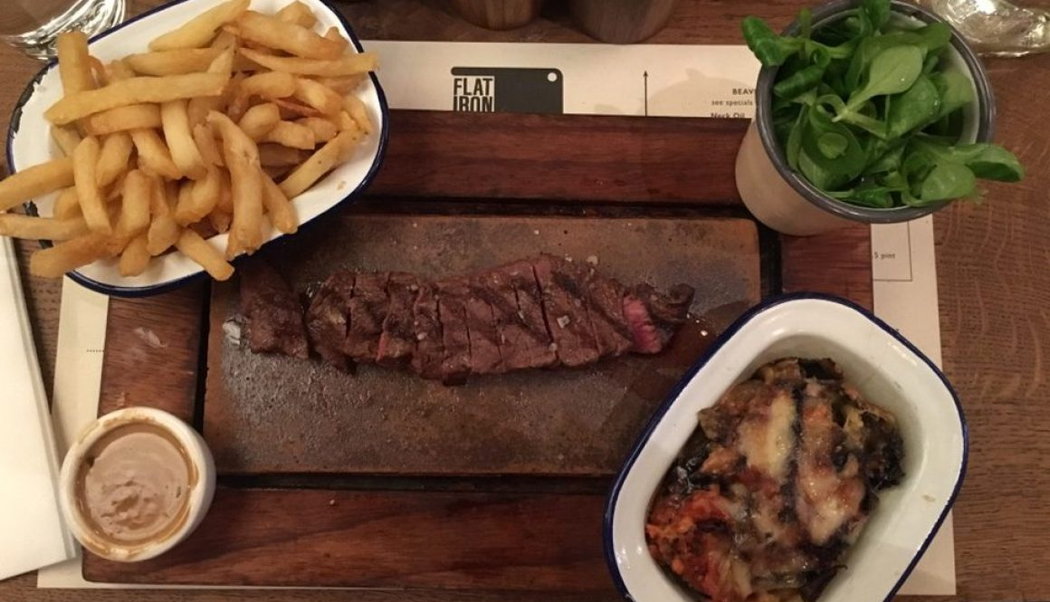Flat Iron Covent Garden Review