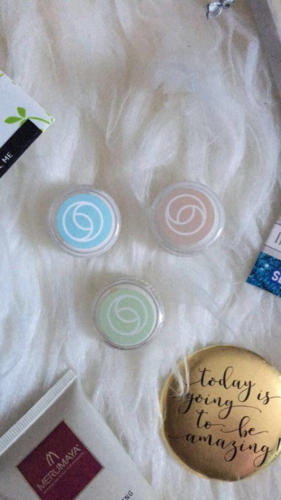 Samaya Anti Ageing Cream Travel Size 5mls X3