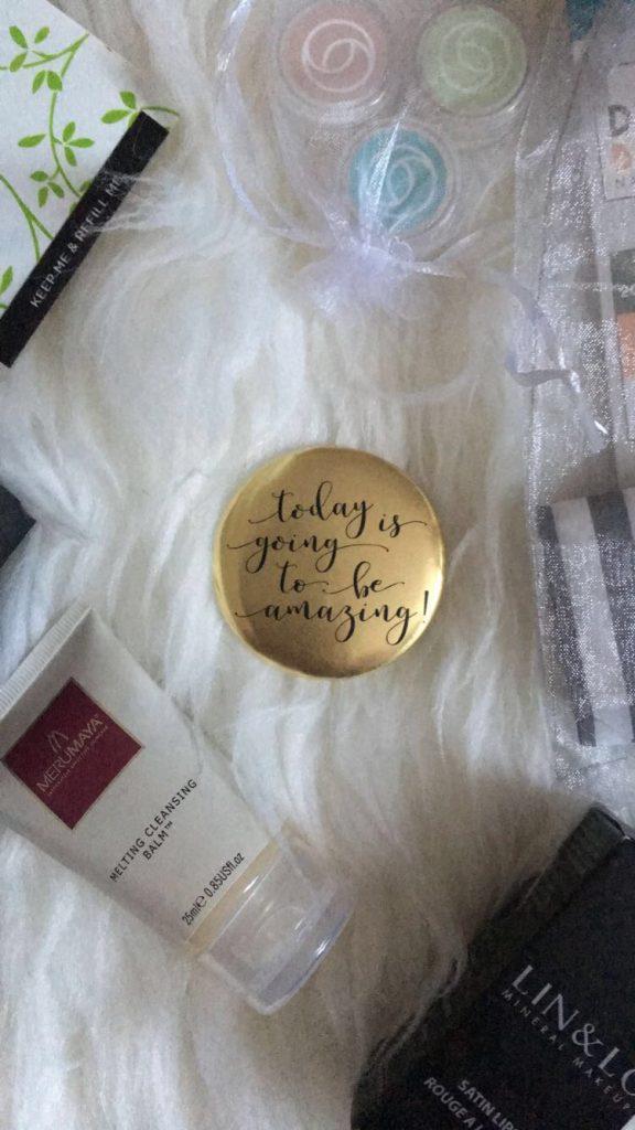 Little Known Box Gift Mirror