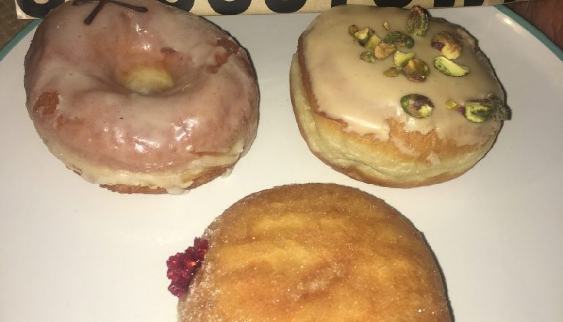 Tasty Tuesday; Crosstown Doughnuts Review