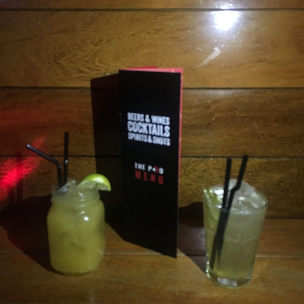 All cocktail are £8