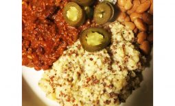 Tasty Tuesday: Lamb Chilli Con Carne