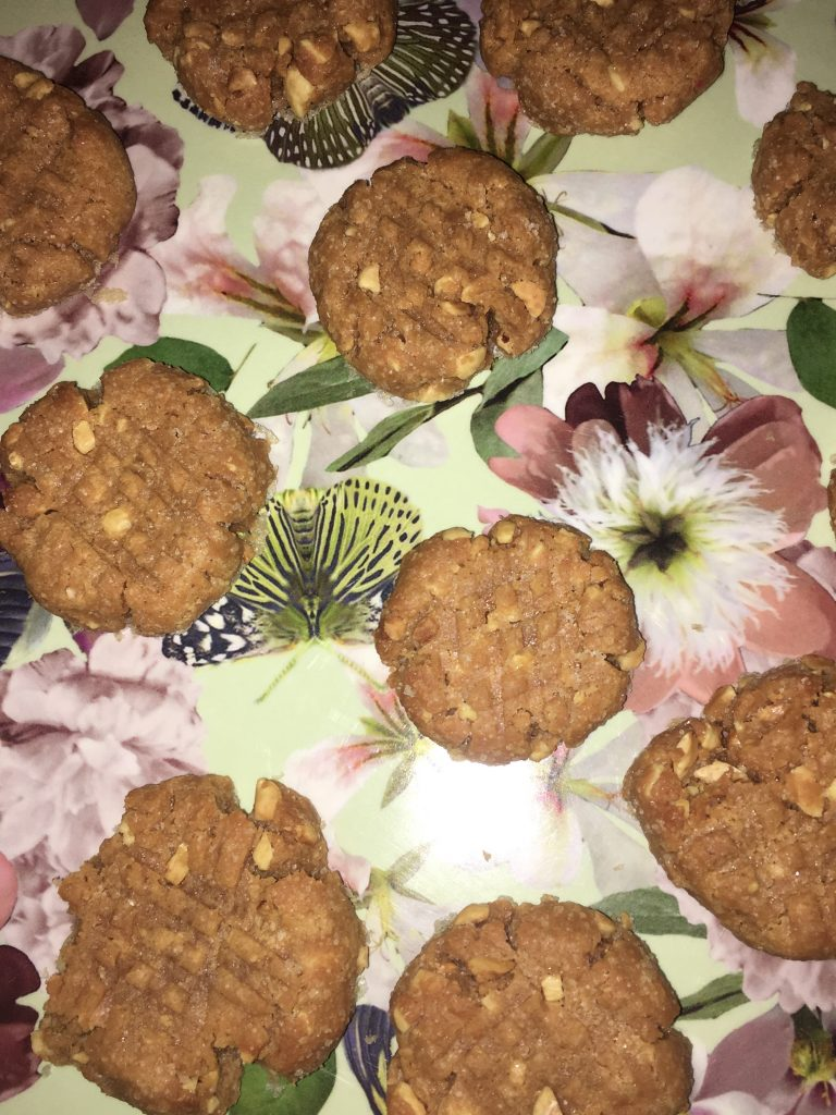 Tasty Tuesday: Peanut Butter Cookies